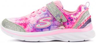 Полуботинки для девочек Skechers Quick Kicks-Lil Princess