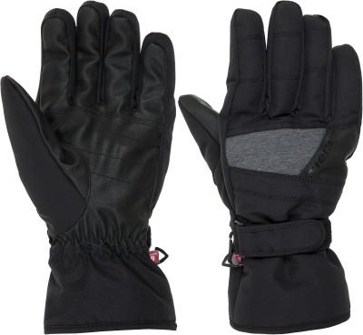 мужские перчатки ziener, черные