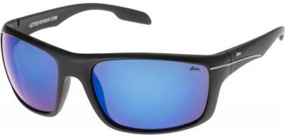 Солнцезащитные очки LetoЛегкие и удобные солнцезащитные очки с полимерными линзами в пластмассовой оправе.<br>Цвет линз: Зеркальная серая; Назначение: Активный отдых; Пол: Мужской; Возраст: Взрослые; Вид спорта: Активный отдых; Ультрафиолетовый фильтр: Да; Зеркальное напыление: Да; Материал линз: Полимерные линзы; Оправа: Пластик; Производитель: Leto; Артикул производителя: 701705A; Срок гарантии: 1 месяц; Страна производства: Китай; Размер RU: Без размера;