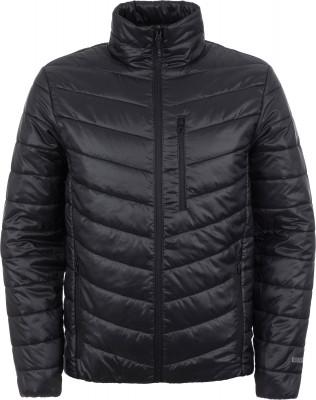 Куртка утепленная мужская Outventure, размер 56Куртки <br>Утепленная куртка для активного отдыха на природе от outventure. Защита от влаги водоотталкивающая обработка add dry water resistant защищает ткань от воды и грязи.
