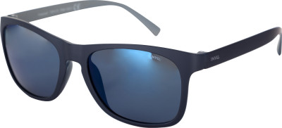 Солнцезащитные очки мужские InvuСолнцезащитные очки в пластиковой оправе из коллекции invu classic. Модель оснащена поляризованными линзами, которые блокируют блики и обеспечивают защиту от ультрафиолета.<br>Возраст: Взрослые; Пол: Мужской; Цвет линз: Синий; Цвет оправы: Синий матовый, серый; Назначение: Городской стиль; Вид спорта: Активный отдых; Ультрафиолетовый фильтр: Да; Поляризационный фильтр: Да; Зеркальное напыление: Да; Категория фильтра: 3; Материал линз: Полимер; Оправа: Пластик; Технологии: Ultra Polarized; Производитель: Invu; Артикул производителя: T2812D; Срок гарантии: 1 месяц; Страна производства: Китай; Размер RU: Без размера;
