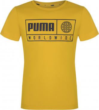 Футболка для мальчиков Puma Alpha Graphic