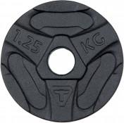 Блин стальной Torneo, 1,25 кг, 2020-21