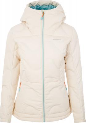 Куртка пуховая женская Merrell, размер 48Пуховики<br>Удобный и теплый пуховик от merrell - отличный выбор для походов в холодное время года.