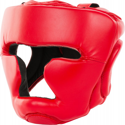 Шлем тренировочный, Красный, 46