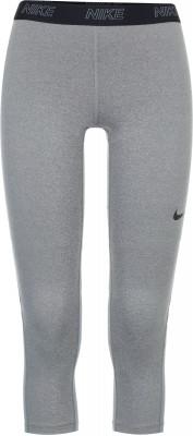 Бриджи женские Nike VictoryЖенские бриджи nike victory, выполненные из влагоотводящей ткани, станут отличным выбором для тренировок.<br>Пол: Женский; Возраст: Взрослые; Вид спорта: Фитнес; Силуэт брюк: Облегающий; Технологии: Nike Dri-FIT; Производитель: Nike; Артикул производителя: 889596-091; Страна производства: Вьетнам; Материал верха: 80 % полиэстер, 20 % эластан; Размер RU: 40-42;