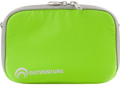 Сумка OutventureУдобная и практичная сумка отлично подойдет для мелких вещей, необходимых в путешествии. Изготовлена из мягких синтетических материалов: нейлона и полиэстера.<br>Назначение: Для летних видов спорта; Вид спорта: Кемпинг; Производитель: Outventure; Артикул производителя: KE374G2; Страна производства: Вьетнам; Размер RU: Без размера;
