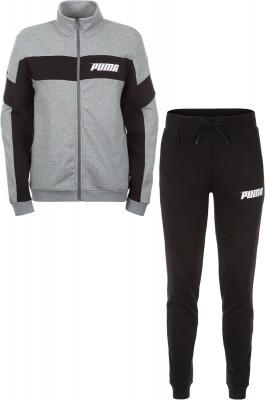 Костюм спортивный мужской Puma Rebel, размер 44-46Костюмы<br>Удобный и оригинальный спортивный костюм от puma позволит создать интересный образ.