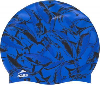 Шапочка для плавания детская Joss, размер 52-54Шапочки для плавания<br>Яркая детская шапочка для плавания от joss. Модель выполнена из силикона и подойдет как для бассейна, так и для пляжа.