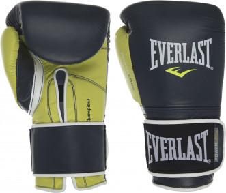 Перчатки боксерские Everlast POWERLOCK Leather