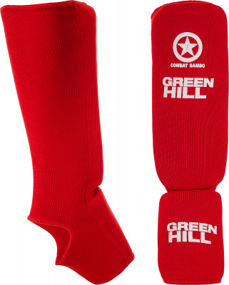 Защита голени и стопы Green Hill