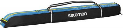 Чехол для горных лыж Salomon Extend 1P 165+20смПрактичный чехол для горных лыж, выполненный из стопроцентного полиэстера. Чехол снабжен двумя удобными ручками и надежной двойной молнией.<br>Состав: 100 % полиэстер; Вид спорта: Горные лыжи; Производитель: Salomon; Артикул производителя: L38259300; Срок гарантии: 2 года; Страна производства: Вьетнам; Размер RU: Без размера;
