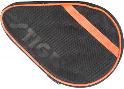 Чехол для 1 ракетки Stiga LeagueЧехол для хранения и переноски одной ракетки для настольного тенниса. В модели предусмотрен карман для мячей. Размер 28 х 18 х 3 см.<br>Состав: 100 % полиэстер; Вид спорта: Настольный теннис; Производитель: Stiga; Артикул производителя: 1415-1531-82; Срок гарантии: 2 года; Страна производства: Китай; Размер RU: Без размера;