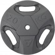 Блин стальной Torneo, 20 кг, 2020-21