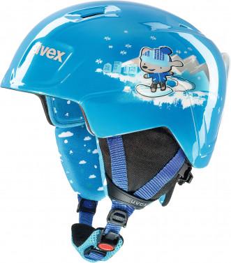 Шлем детский Uvex manic