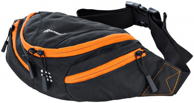 Сумка OutventureУдобная сумка с тремя отделениями подойдет для хранения документов, денег и мелких вещей, необходимых в поездке и путешествии. Носится на поясе.<br>Назначение: Для летних видов спорта; Размеры (дл х шир х выс), см: 33,5 х 13 х 8; Вид спорта: Кемпинг; Производитель: Outventure; Артикул производителя: IE31099; Срок гарантии: 5 лет; Страна производства: Китай; Размер RU: Без размера;