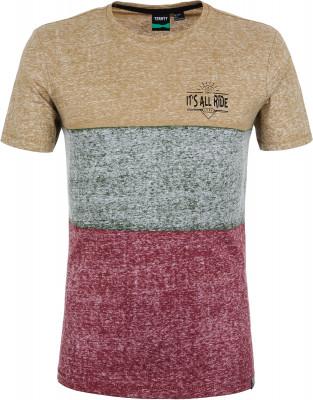 Футболка мужская Termit, размер 56Surf Style <br>Удобная футболка termit - идеальный выбор для жарких летних дней. Свобода движений прямой крой не стесняет движения.