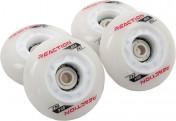 Набор колес для роликов REACTION 64 мм, 80А, 4 шт