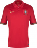 Поло мужское Nike Portugal 2020 Stadium Home