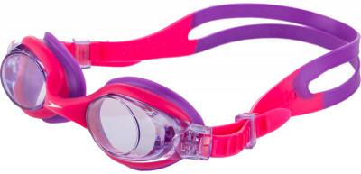 Очки для плавания детские Speedo Sea Squad SkoogleОчки для плавания<br>Детские очки для занятий в бассейне и на открытой воде. Надежная фиксация боковая клипса обеспечивает быструю и легкую подстройку.