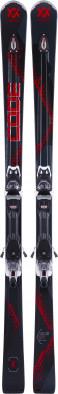 Горные лыжи Volkl Code X + Vmotion 11 GW