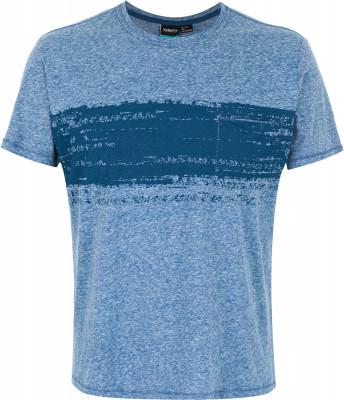 Футболка мужская Termit, размер 50Surf Style <br>Удобная и практичная футболка для жарких летних дней от termit. Свобода движений прямой крой позволяет двигаться свободно.