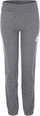 Брюки для девочек Kappa, размер 152Брюки <br>Удобные и практичные брюки для девочек от kappa, выполненные в спортивном стиле. Натуральные материалы в составе ткани преобладает натуральный хлопок.