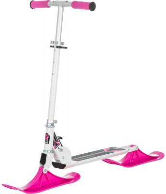 Снежный скутер Stiga Snow KickДетский скутер для езды по снегу. Малый вес облегченная конструкция из стали и алюминия большой срок службы лыжи выполнены из морозостойкого термопластика.<br>Максимальный вес пользователя: 50 кг; Габаритный размер: 59 х 11,5 х 17,5 см; Количество мест: 1; Размер сидушки: 40 х 10 х 0,5 см; Амортизация: Нет; Морозоустойчивость: До -25; Материал сидушки: Сталь с антискользящим покрытием; Наличие буксировочного троса: Нет; Смотка троса: Нет; Вес, кг: 2,3; Вид спорта: Санки и снегокаты; Производитель: Stiga; Артикул производителя: 75-1118-07; Срок гарантии: 1 год; Страна производства: Китай; Размер RU: Без размера;
