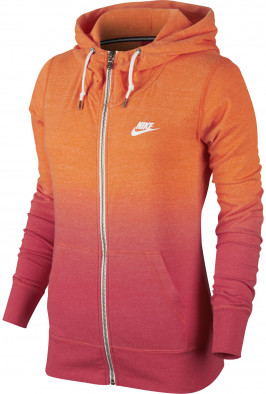 Джемпер женский Nike Dip Dyed Gym Vintage Full-Zip