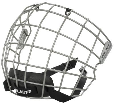 Маска для шлема хоккейная Bauer 2100Маска для шлема nordway защищает лицо хоккеиста во время игр и тренировок.<br>Пол: Мужской; Возраст: Взрослые; Вид спорта: Хоккей; Уровень подготовки: Средний; Материал внешней раковины: Нержавеющая сталь; Материал корпуса: Нержавеющая сталь; Сертификация: CSA, HECC, CE.; Вес, кг: 0,315; Производитель: Bauer; Артикул производителя: 1037080; Срок гарантии: 1 год; Страна производства: Таиланд; Размер RU: 57-62;