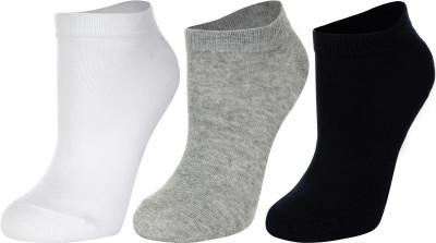 Носки для мальчиков Wilson, 3 пары, размер 31-34Носки<br>Детские носки для занятий спортом хорошо пропускают воздух и великолепно сидят на ноге, обеспечивая максимальный комфорт при носке.