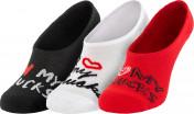 Носки женские Converse MFC OX, 3 пары