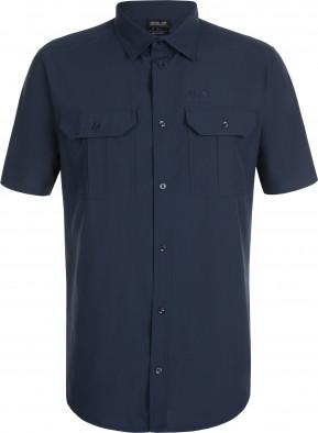 Рубашка с коротким рукавом мужская Jack Wolfskin Kwando River