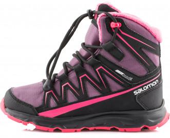 Ботинки утепленные для девочек Salomon Ota