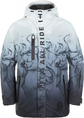 Купить Куртку утепленная мужская Termit, размер 48 серого цвета