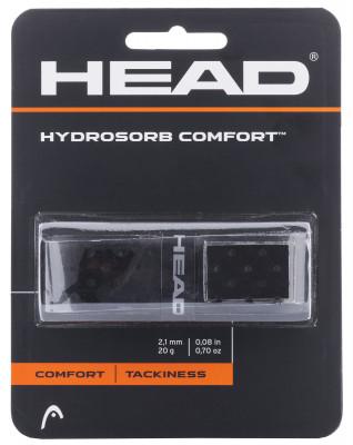 Намотка базовая Head HydroSorb ComfortБазовая намотка head hydrosorb comfort защищает руку от вибраций, возникающие во время удара, и обеспечивает комфорт во время игры.<br>Длина: 100 см; Материалы: Внутренний слой - нетканый материал, внешний слой - полиуретан; Вид спорта: Теннис; Производитель: Head; Артикул производителя: 285313; Срок гарантии: 1 год; Страна производства: Китай; Размер RU: Без размера;