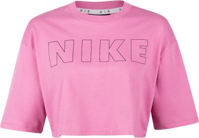 Футболка женская Nike Air, размер 42-44