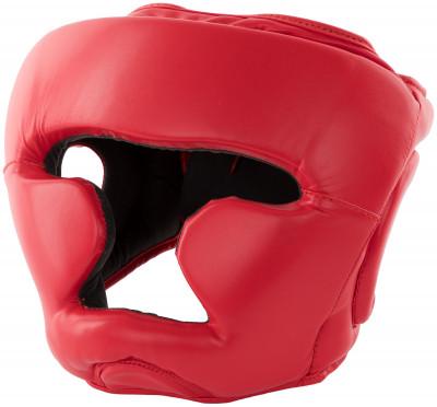 Шлем тренировочный, Красный, 57-58