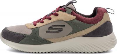 Кроссовки мужские Skechers Bounder-Courthall, размер 41Кроссовки <br>Мужские кроссовки bounder от skechers отлично впишутся в гардероб, подобранный в спортивном стиле.