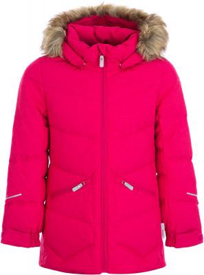 Куртка пуховая для девочек Reima Ennus, размер 140