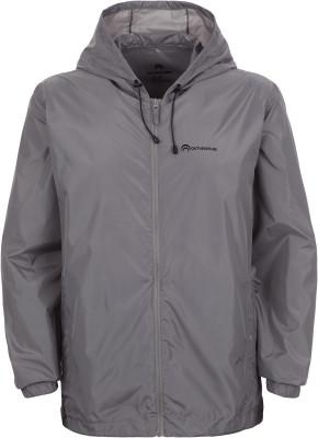 Ветровка мужская Outventure, размер 54Куртки <br>Прямая мужская ветровка средней длины предназначена для походов и активного отдыха.