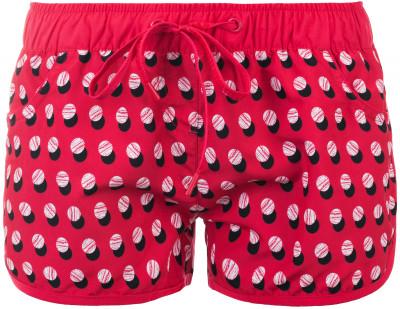 Шорты плавательные женские TermitОригинальные и яркие женские шорты termit станут удачным выбором для активного отдыха. Быстрое высыхание благодаря технологии swim n dry, ткань быстро сохнет.<br>Пол: Женский; Возраст: Взрослые; Вид спорта: Surf style; Длина плавок: 26 см; Материал верха: 100 % полиэстер; Технологии: Swimndry; Производитель: Termit; Артикул производителя: S17ATESJ1S; Страна производства: Китай; Размер RU: 44;