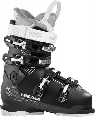 Ботинки горнолыжные женские Head Advant Edge 65, размер 39,5Ботинки<br>Одна из лучших моделей ботинок для начинающих лыжниц от head. Комфорт невысокая жесткость, широкая колодка. Быстрое обувание система быстрого обувания easy entry.