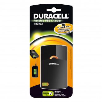 Зарядное устройство Duracell Portable USB Charger 1800 mAh
