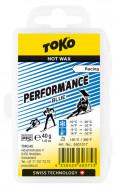 Мазь скольжения TOKO Performance blue 40g, -10С/-30C