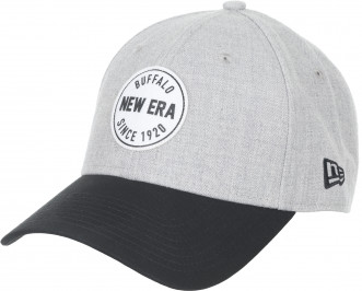 Бейсболка New Era 219 Heather Crown Patch 9Forty