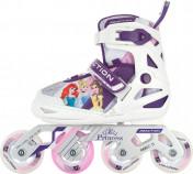 Роликовые коньки раздвижные для девочек REACTION Disney G Princess