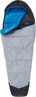 Спальный мешок для походов The North Face Blue Kazoo Long правосторонний
