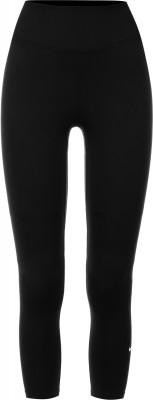 Бриджи женские Nike All-In, размер 42-44Женская одежда<br>Женские бриджи nike all-in - отличный выбор для пробежек. Надежная фиксация пояс со средней посадкой для надежной фиксации на талии.