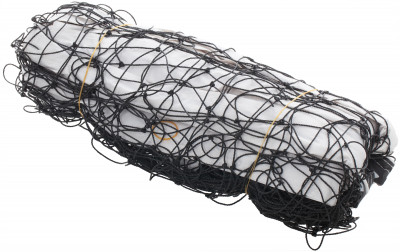 Волейбольная сетка DemixВолейбольная сетка в комплекте с сумкой. Размер сетки: 9, 5 x 1 м. Толщина троса: 2 мм.<br>Производитель: Demix; Вид спорта: Волейбол; Артикул производителя: VNETBW; Страна производства: Китай; Размер RU: Без размера;